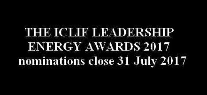 Third Annual Iclif Awards Open for Nomination