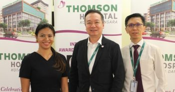 20181029 Thomson Medical Centre EBITDA