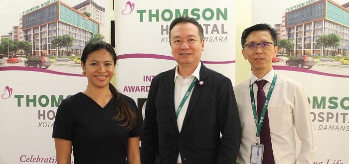 20181029 Thomson Medical Centre EBITDA