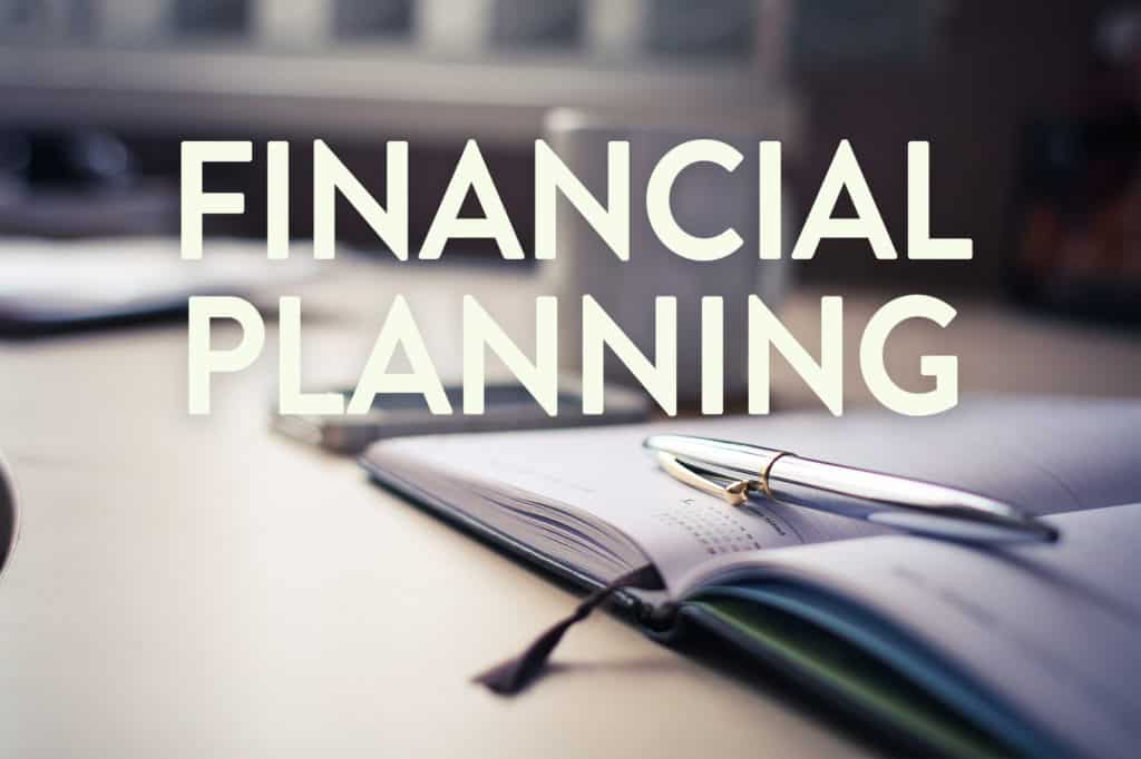 Financial Planning in Your 20s & 30s