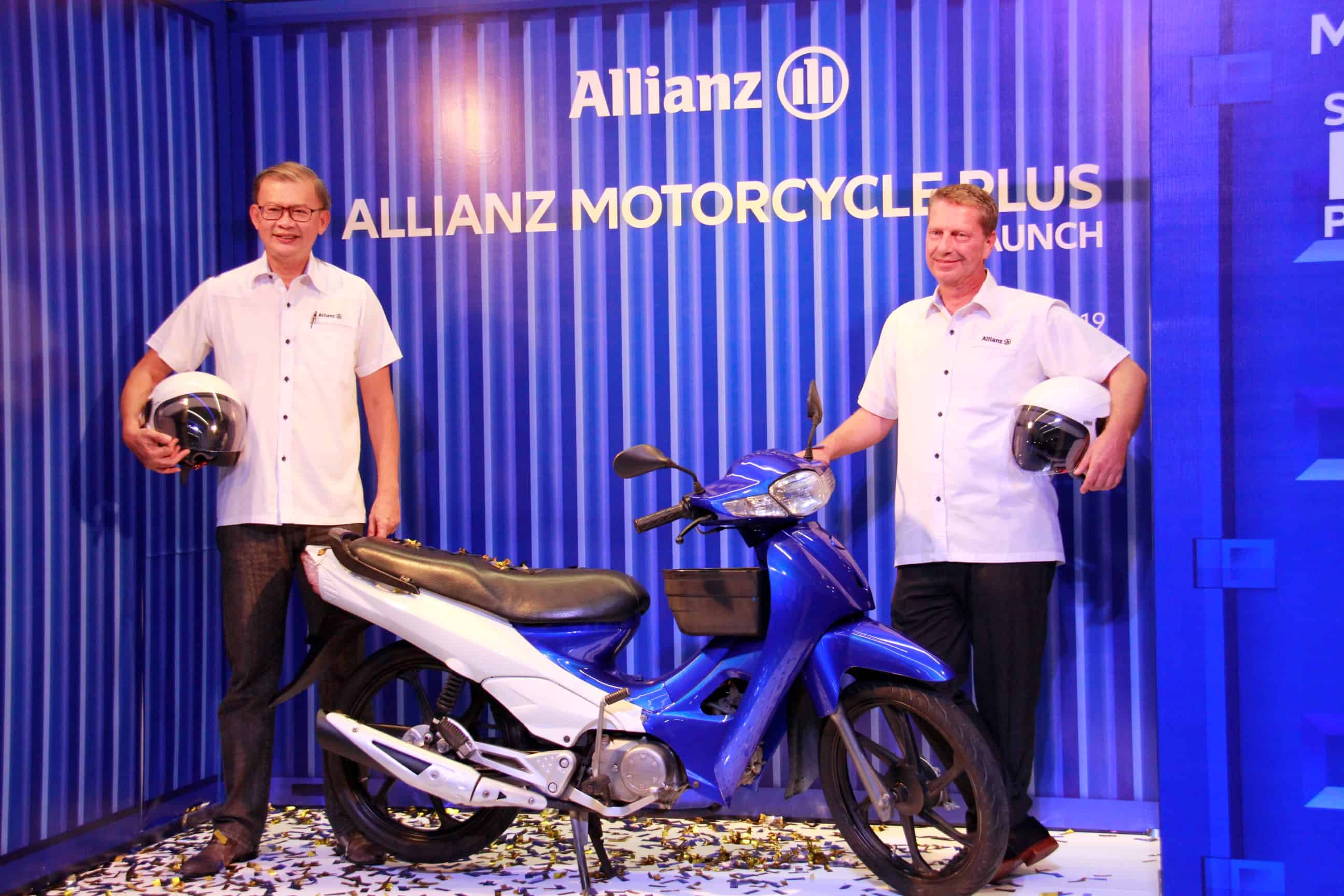 Allianz Malaysia Revs Up Protection with Allianz Motorcycle Plus