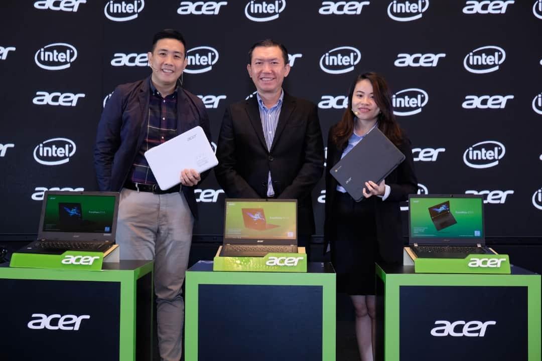 Acer Malaysia Expands Portfolio