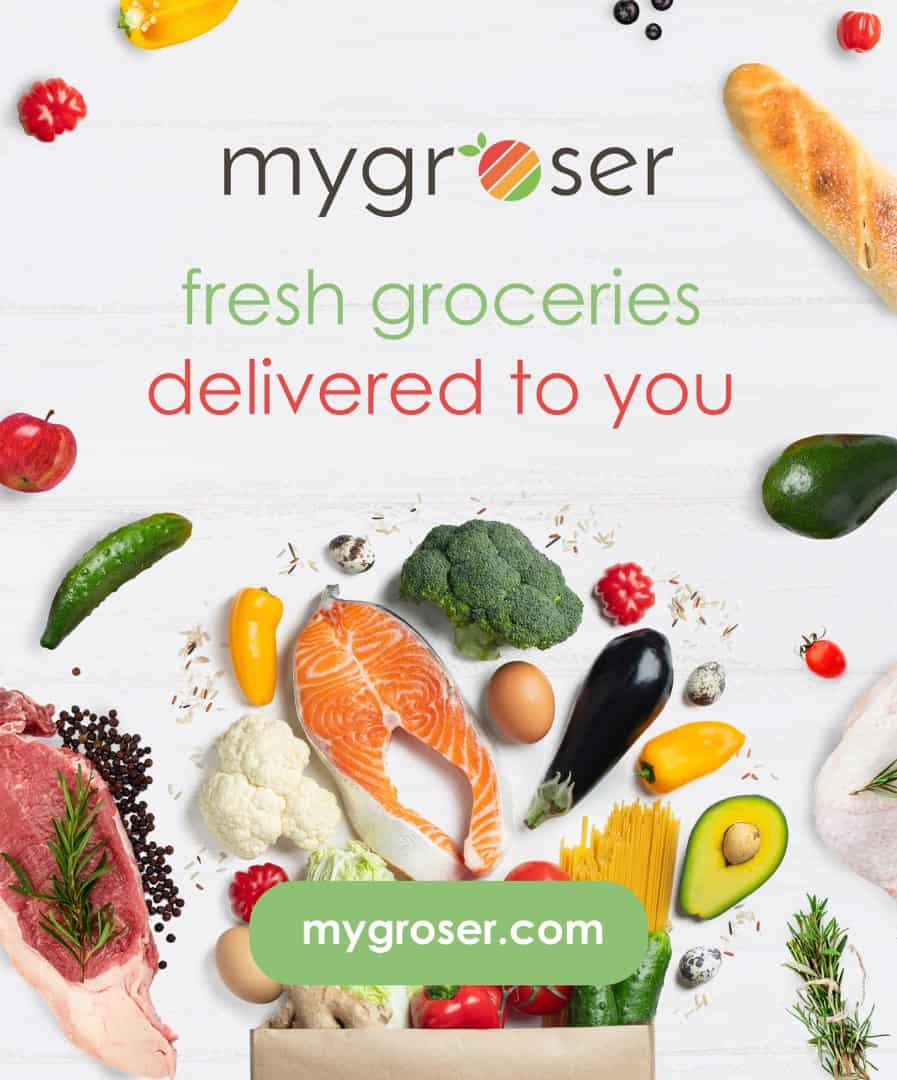 Shop For Groceries Quickly, Conveniently On MYGROSER
