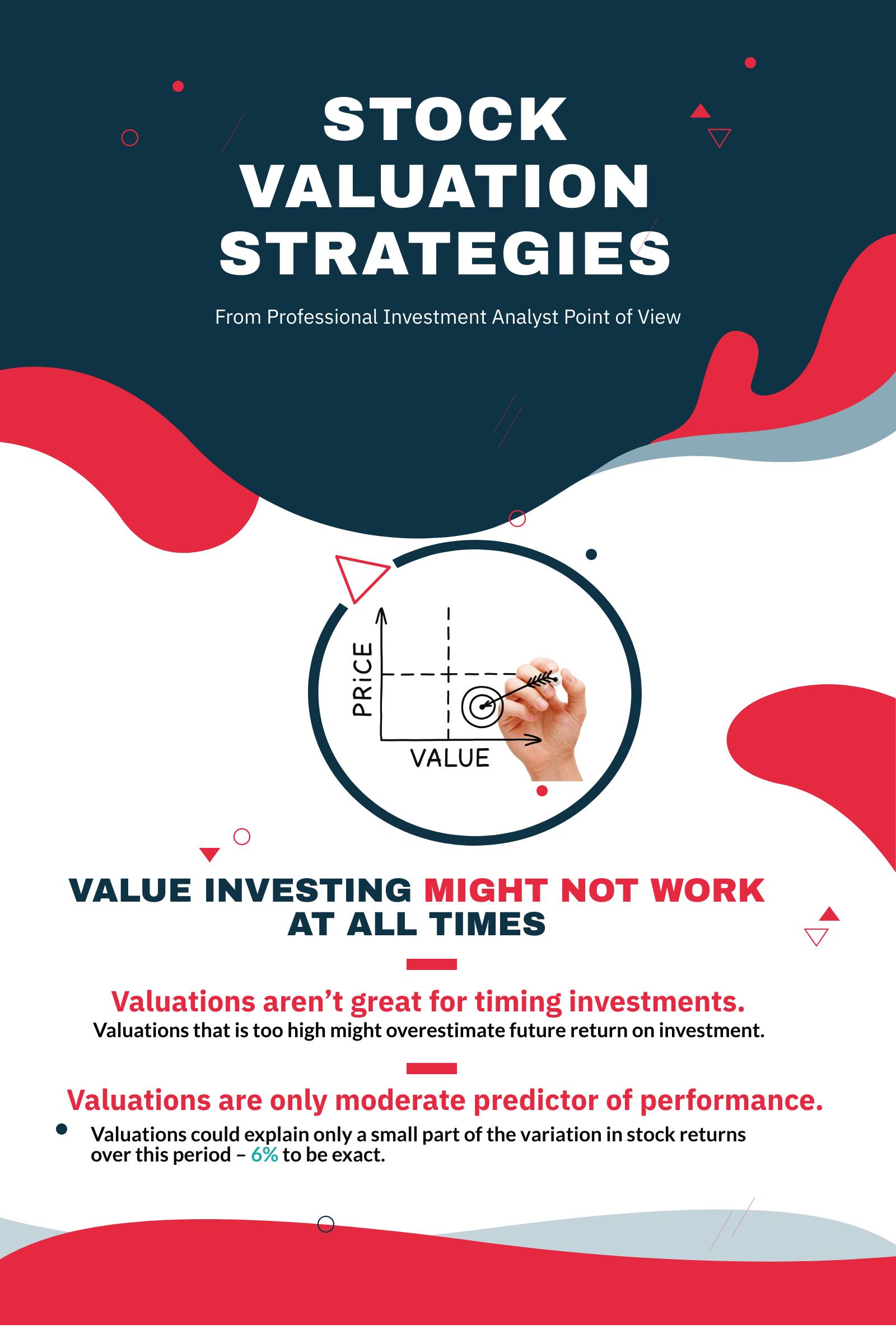 Professional stock valuation strategies