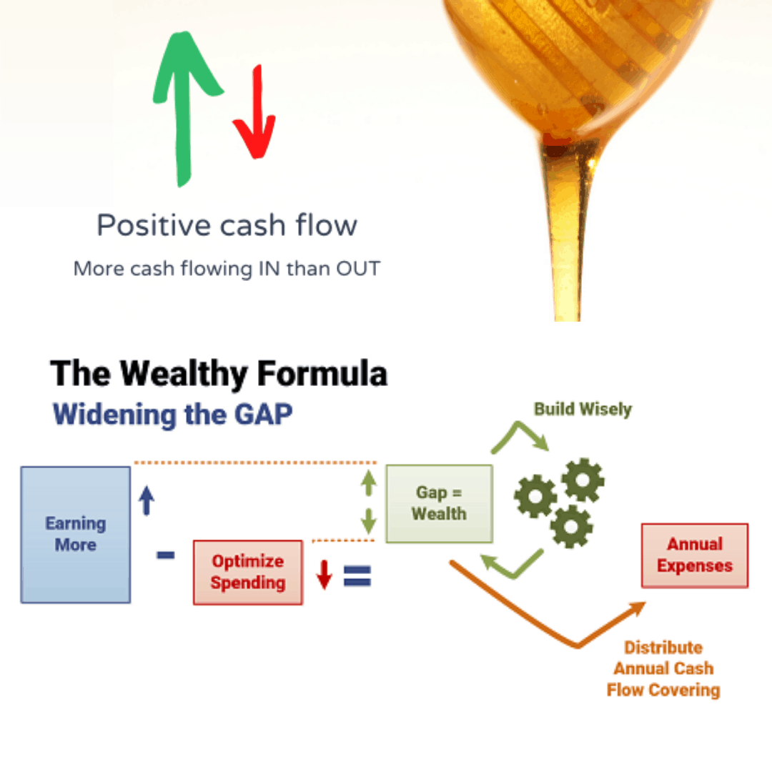 real-wealth-machine-networth-asset-liability-financial freedom