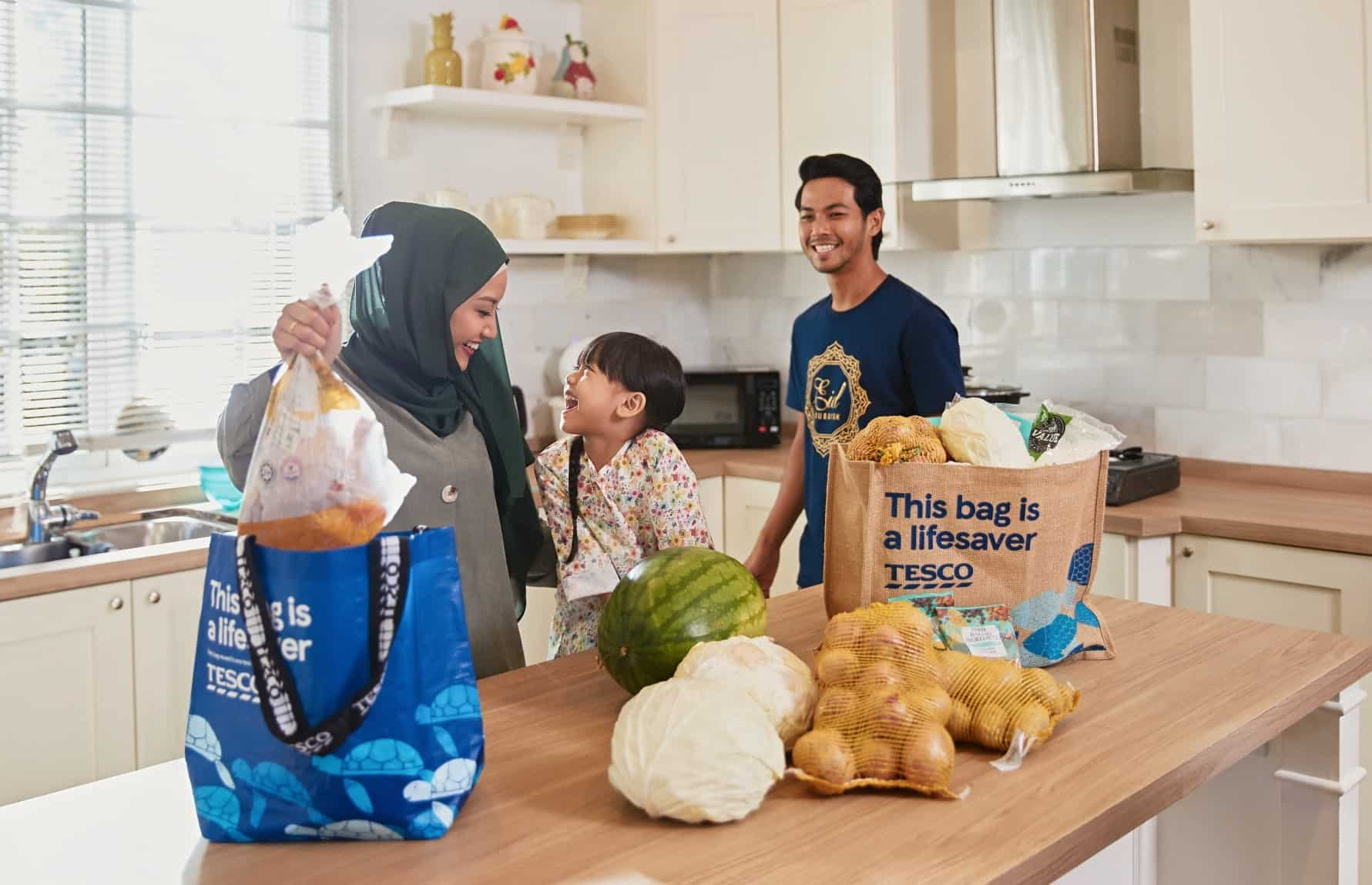 Spotlight on SMEs during Tesco Malaysia's Campaign