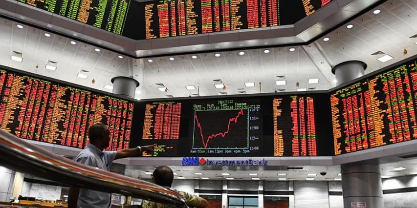 Foreign bond sell-off slows as panic selling abates
