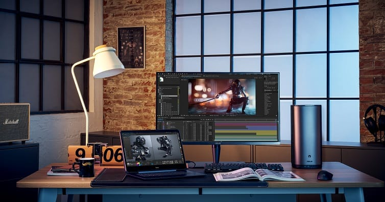 ASUS Announces ProArt StudioBook One