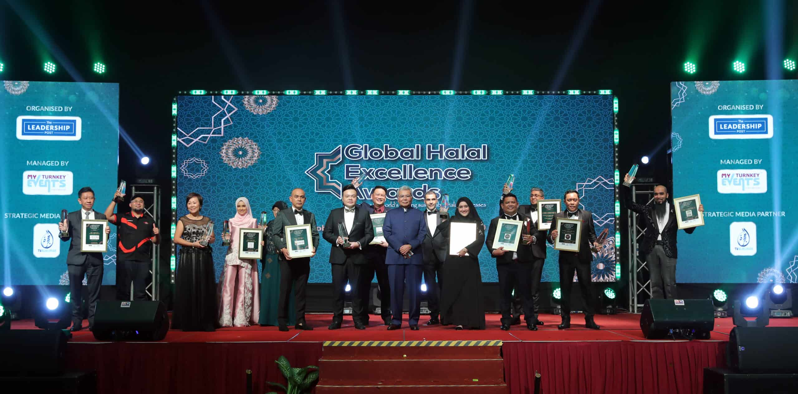 Pharmaniaga Manufacturing bags global halal excellence award
