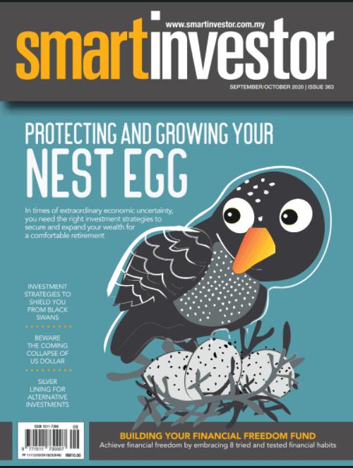 SmartInvestor Cover Photos