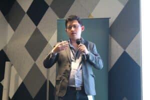 Ben Lim, Managing Director of NEXEA