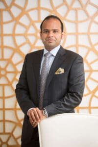 Mr. Adeeb Ahamed the Managing Director of LuLu Financial Holdings