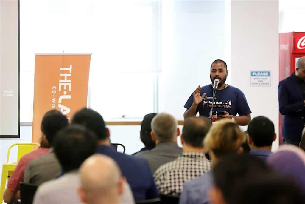 kl startup summit inbaraj suppiah early stage startup