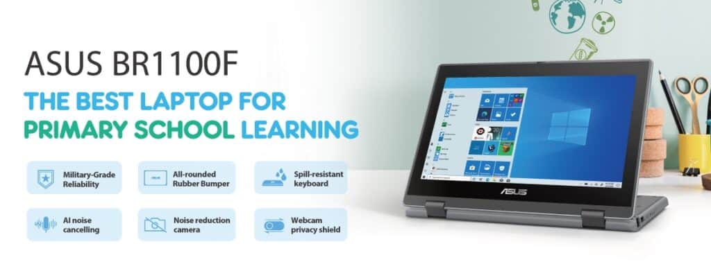 ASUS BR1100 primary school learning