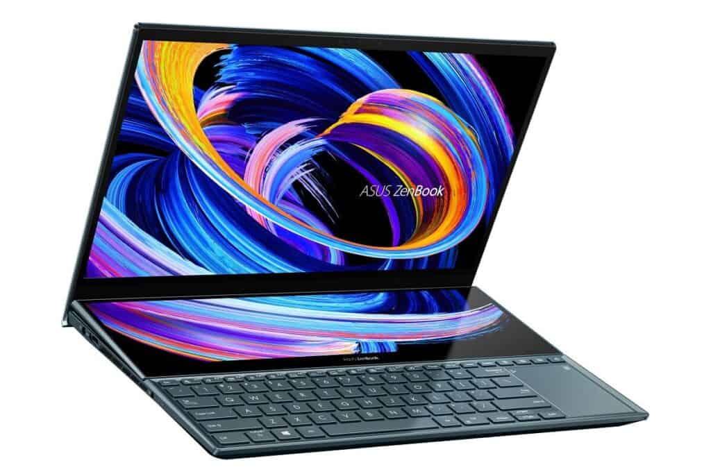 ASUS ZenBook Pro Duo 15 OLED UX582
