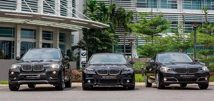 BMW Group Malaysia Unveils The New Locally Assembled X1 And X4