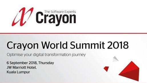Crayon World Summit in Malaysia: Optimising Your Digital Transformation Journey