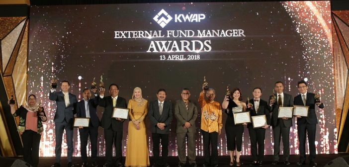 KWAP Announces Winners of its Inaugural External Fund Managers (EFMs) Awards
