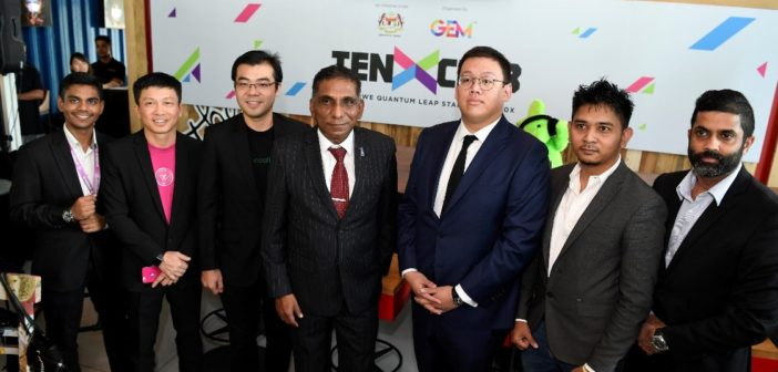 GEM TENxCLUB High Potential and Scalable Startups