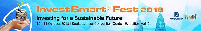 InvestSmart Fest 2018 Takes Centre Stage at KL Convention Centre