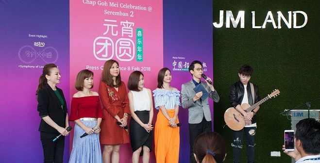IJM Land's Seremban 2 Ushering in a 'Paw-some' Festive Celebration with Astro All-Stars Celebrities