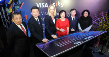 Visa and I-Berhad to digitise payments across i-City