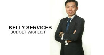Brian Sim, Deputy General Manager for Kelly Services