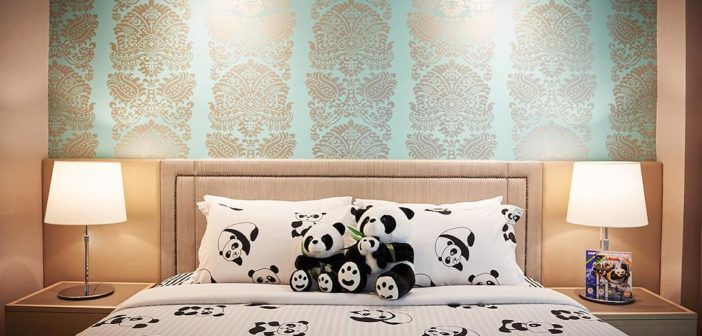 Panda-themed Rooms for Cosmo Hotel KL