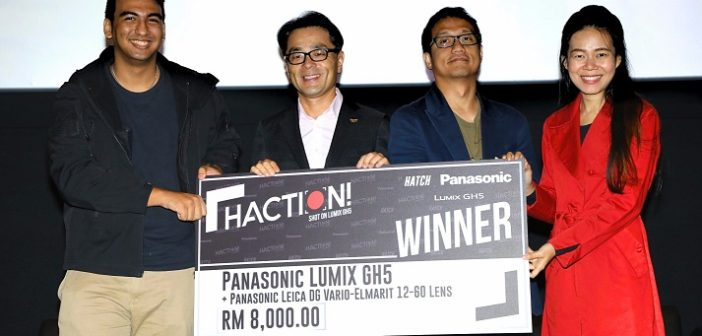 Panasonic and HATCH Presents Six Inspiring Stories to Commemorate Malaysia's Six Decades of Independence