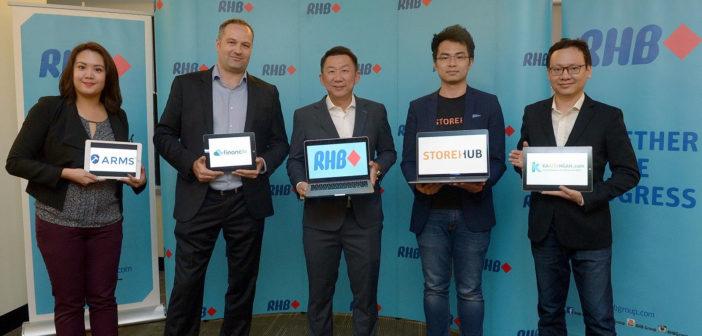 RHB SME e-Solution launch