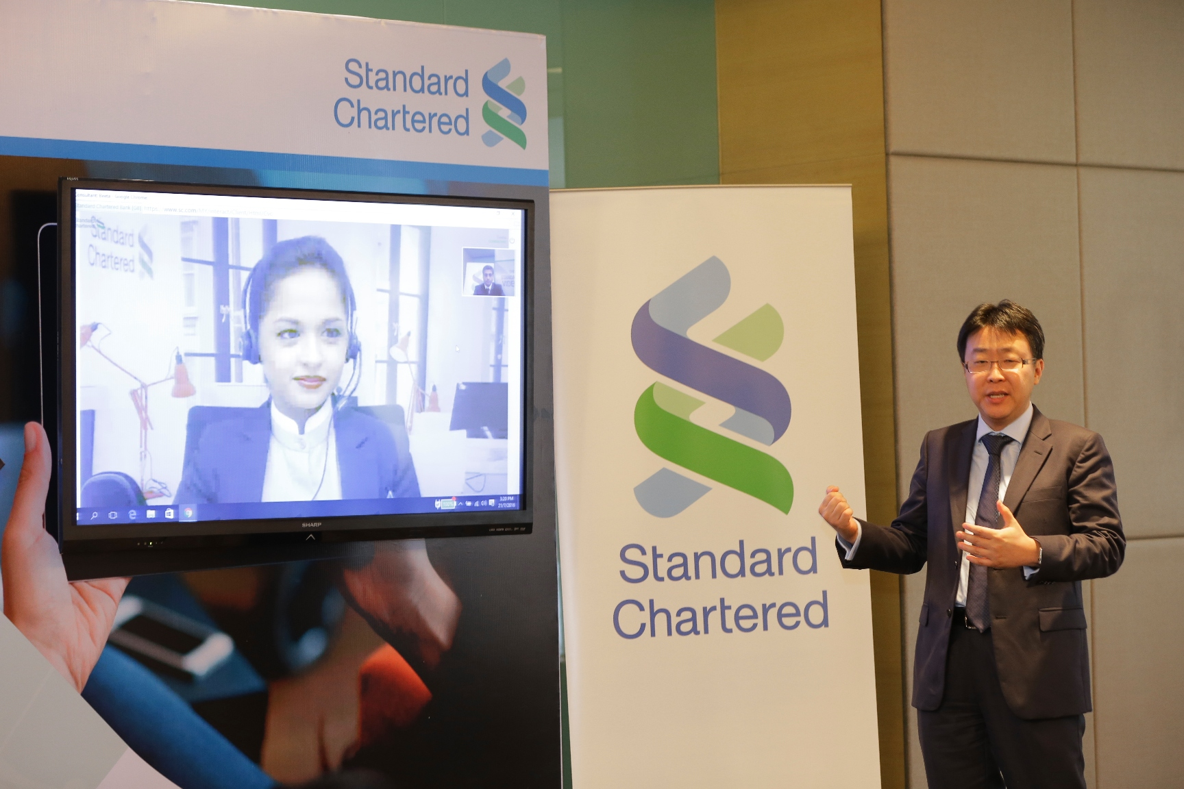 introduction standard chartered bank Introduction standard chartered bank (scb) has been established for over 140 years it was founded from two banks-the standard bank of british south africa, founded in 1853 and the chartered bank of india, australia and china founded in 1863.