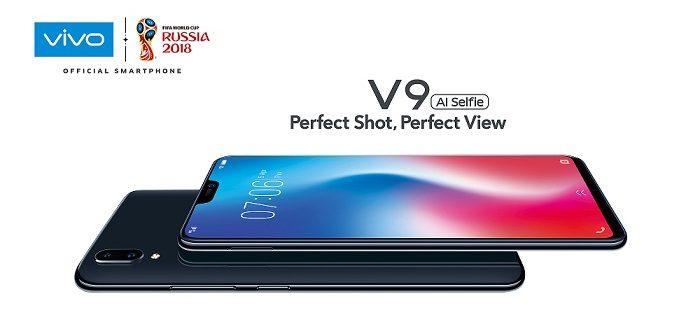 Vivo's New FullView Flagship V9 Creates Perfect Shots and an Enhanced AI-Powered Experience