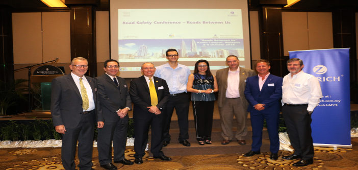 """Zurich Insurance and Partners Host Its Third """"Road Between Us"""" Road Safety Conference"""
