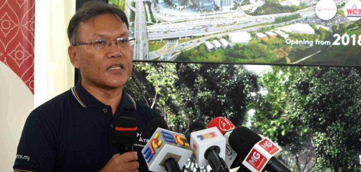 TRX City Sdn Bhd CEO Dato' Azmar Talib